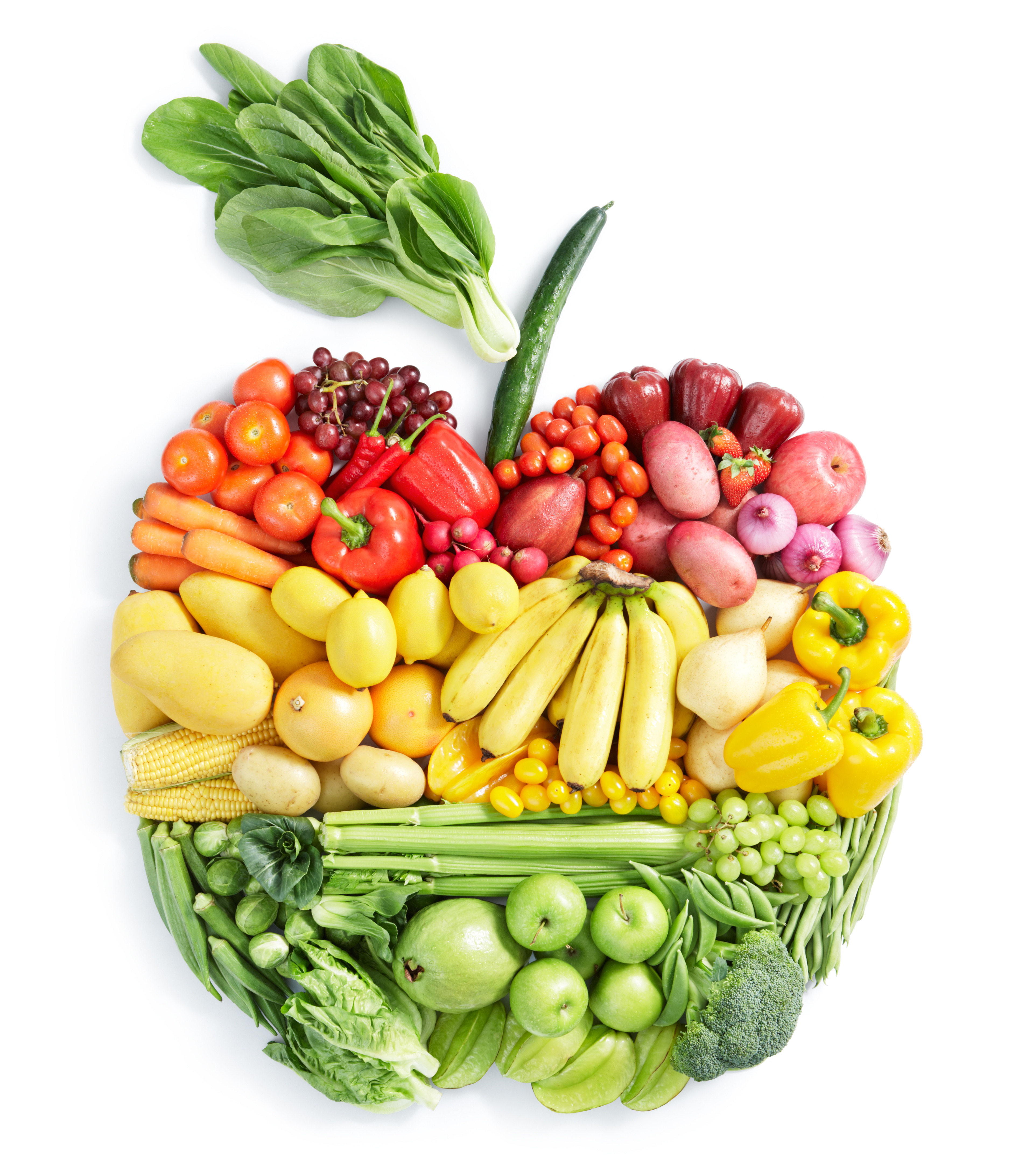 Nutrition_seminar_FruitVeggieApple_Fotosearch_k5734863